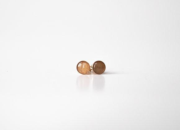 Stud Keepsake Earrings 14k Gold Filled