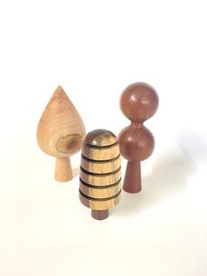 cotoneaster, gidgee, mahogany