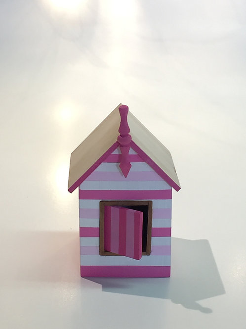 LAST ONE!  Tealight Holder - Beach Box Tealight Holder -