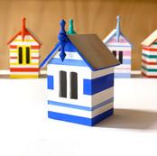 miniature beach boxes