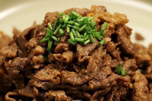 Grilled Beef Bulgogi
