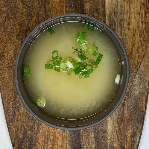 Miso Soup & Tofu