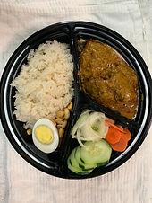 NASI LEMAK.  13.99_  Coconut Rice, Chick