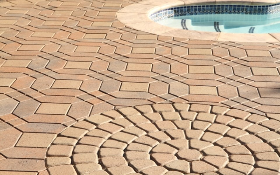 PAVERS COLORS AND SHAPES