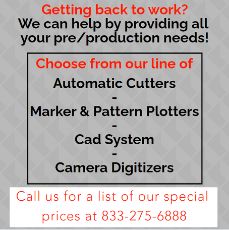Give us a call for our special prices!