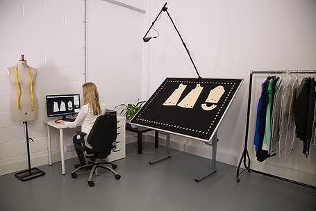 V shoot Digitizing system