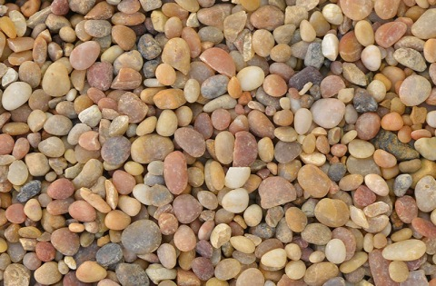 GRAVEL AND STONE FOR LANDCAPE
