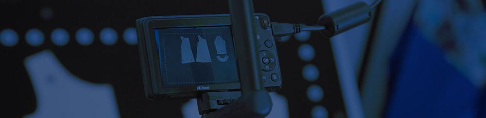 Camera Digitizing Image