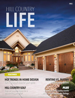 Revamping the Hill Country Life publication