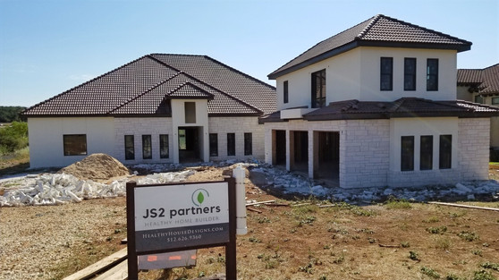 Healthy Home Building New Construction