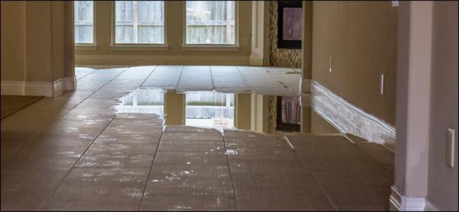 leak inside home