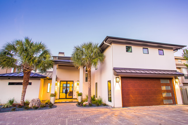 Js2 Partners Healthy Home Builders Lighthouse Modern Clean Tropical Lake House