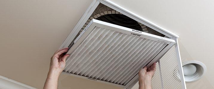 Change A/C filters regularly