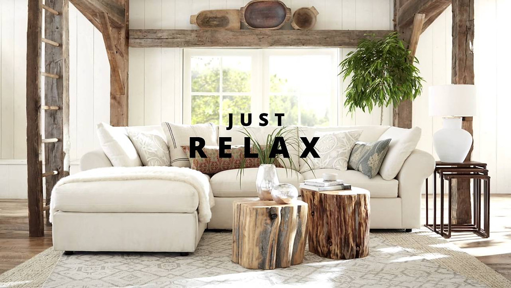 Healthy Homes Promote Relaxation
