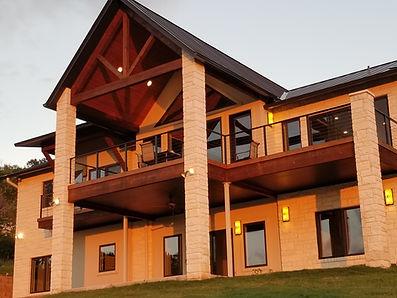 Healthy Home Builder JS2 Partners Home Horseshoe Bay TX