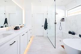 healthy home bathroom modern white simple elegant js2 partners