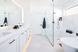 healthy home bathroom modern white simple elegant js2 partners
