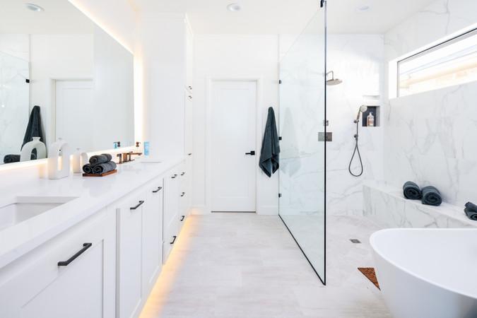 JS2 Partners Healthy Home Master Bath Lighthouse