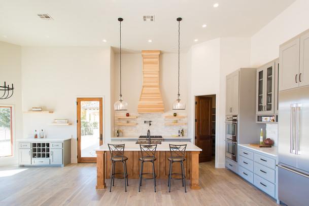 Dream Kitchen Healthy Non Toxic Materials