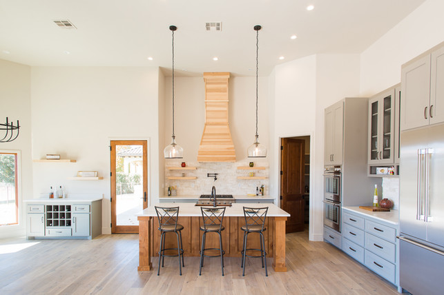 Healthy Home Building New Construction JS2 Partners Kitchen