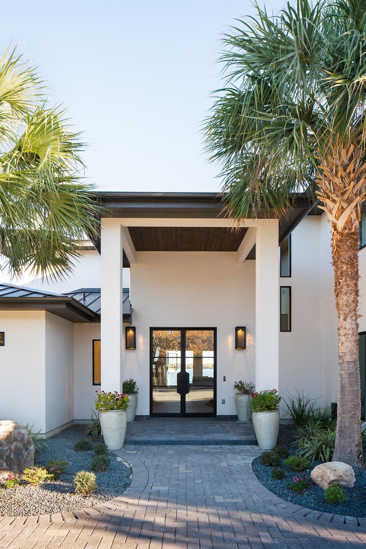 JS2 Partners Healthy Home Building Modern Home Horseshoe Bay TX