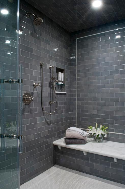 shower porcelain tile floor ceiling waterproof