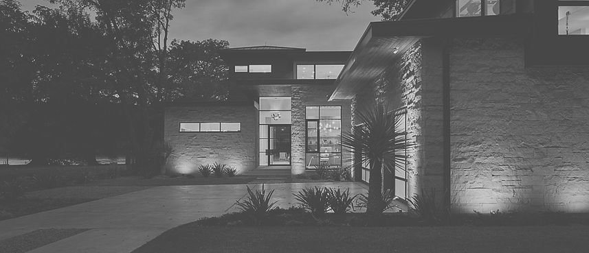 Central Texas Hill Country Custom Home Limestone Rock Rough Cut