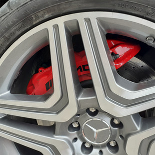 Алмазная шлифовка Mercedes