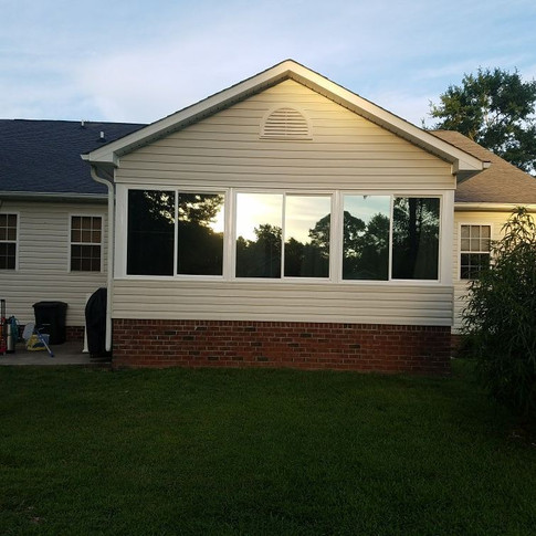 Home window tinting New Bern