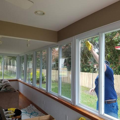 New Bern window tint