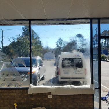 How to remove window film