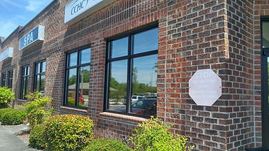 Office Window tint Kinston NC