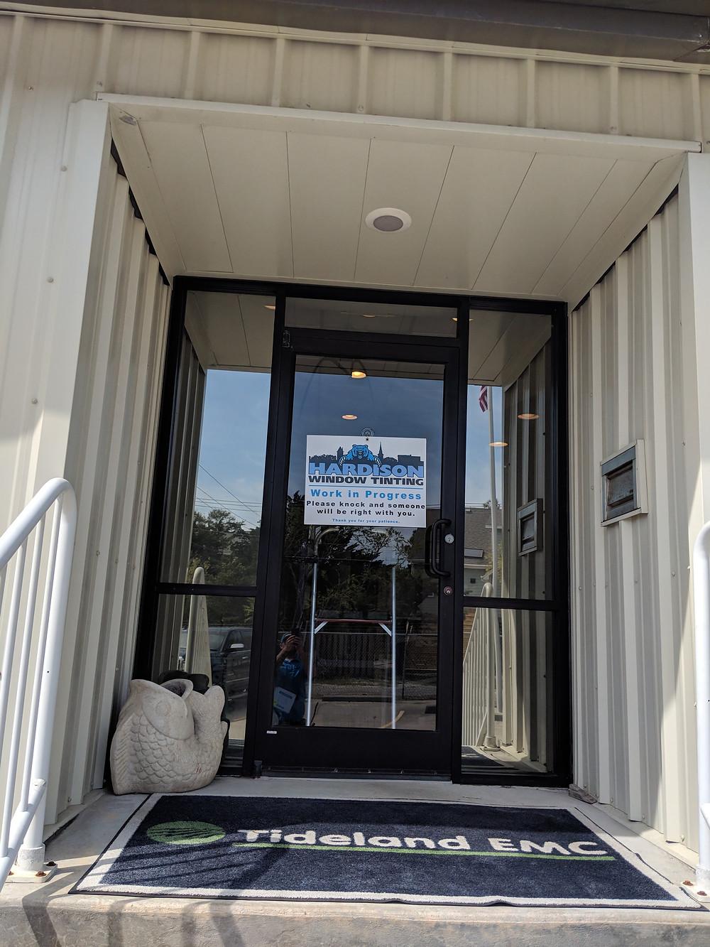 Ocracoke window tinting