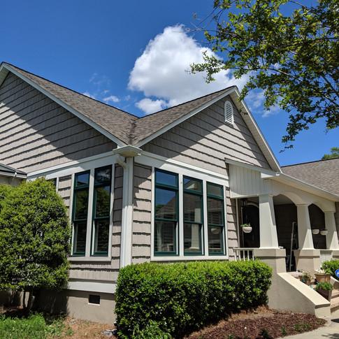 Brices Creek Home Window Tint