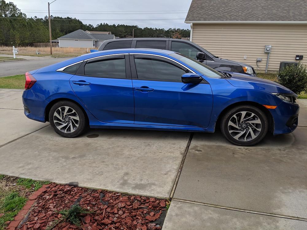 Car window tint New Bern