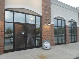 Commercial window tint Greenville, NC