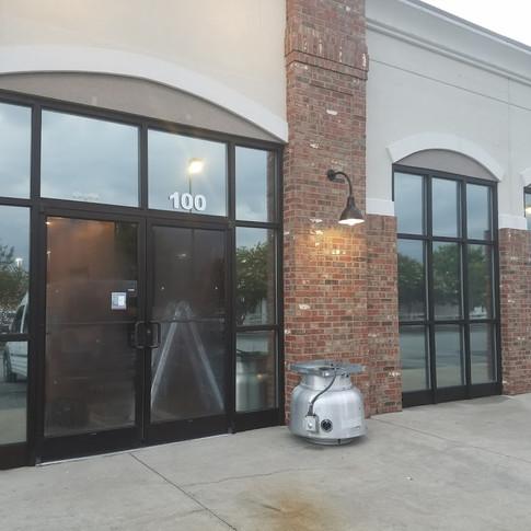 Greenville window tinting
