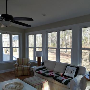 Home window tint in New Bern