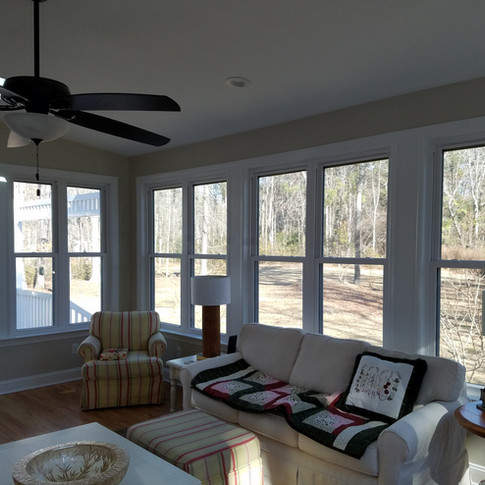 Home window tint in New Bern