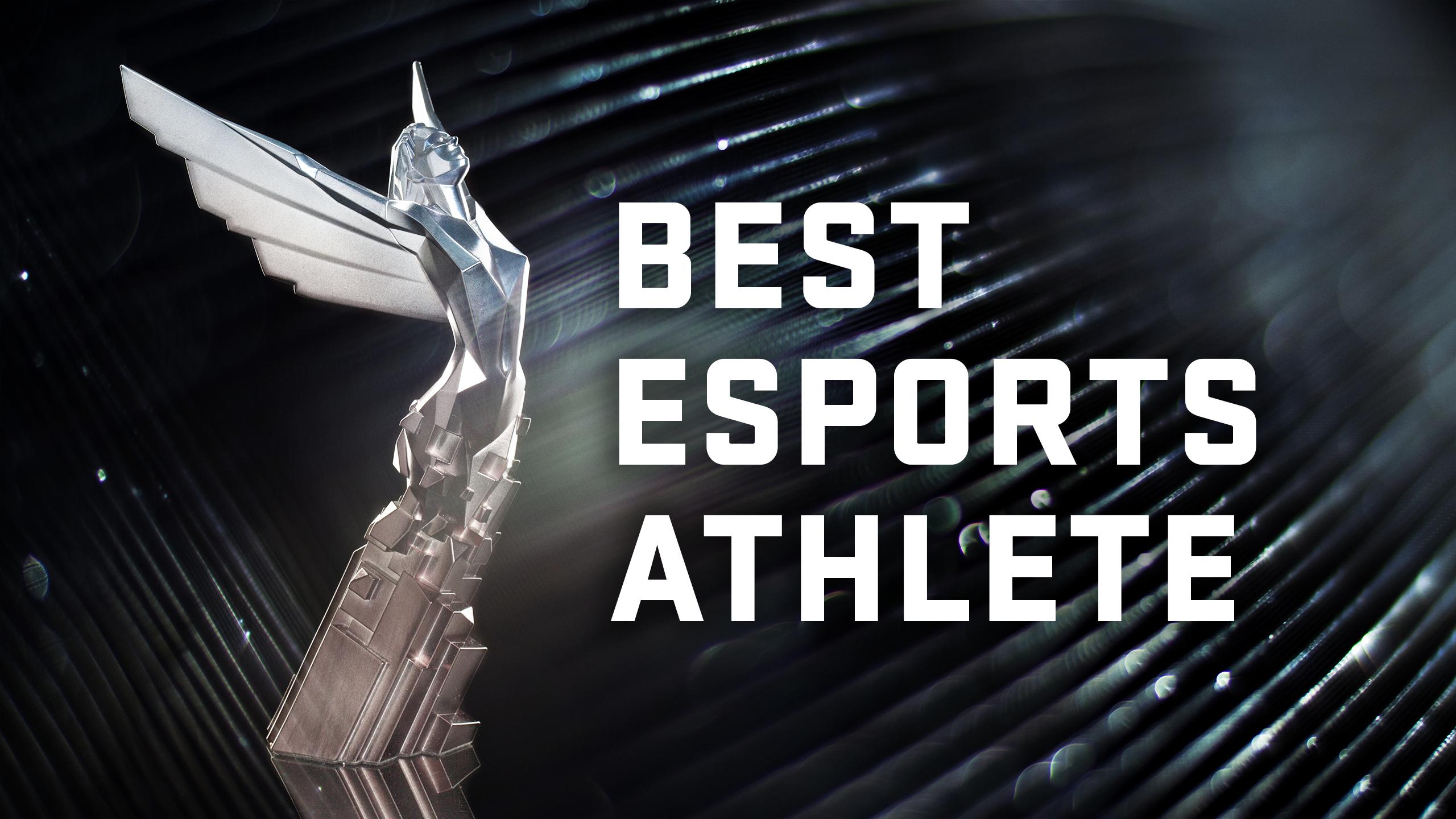 GameAwards2016_BestEsportsAthlete