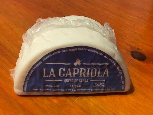 Queso de Cabra NATURAL - La Capriola