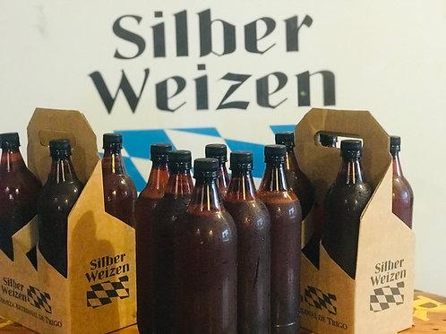 Silberweizen - cerveza de trigo rubia Artesenal