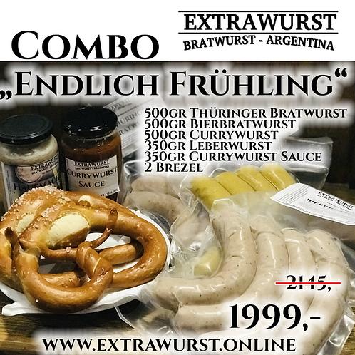 "Combo ""Endlich Frühling"""
