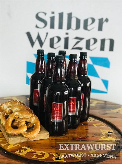 Silberweizen - cerveza Dunkel Artesenal