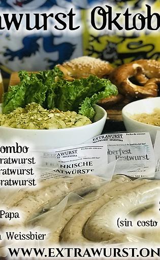 Extrawurst Oktoberfest Combo