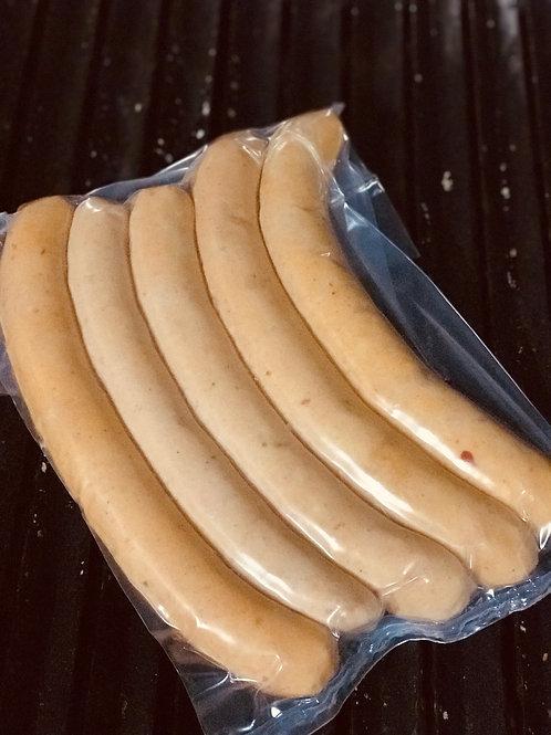 Hähnchen - Chili Bratwurst
