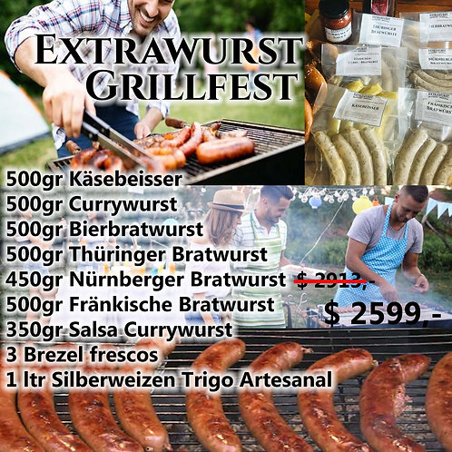 Combo Grillfest