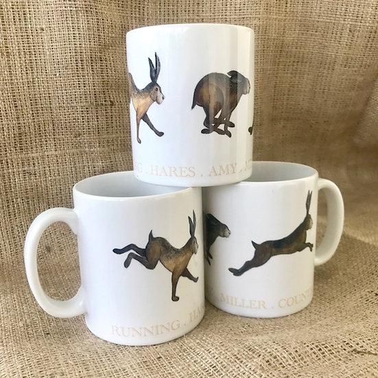Imperfect Hare Mug