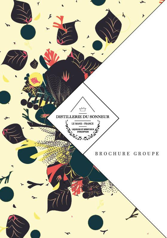 COUVERTURE DE LA BROCHURE GRUOPE