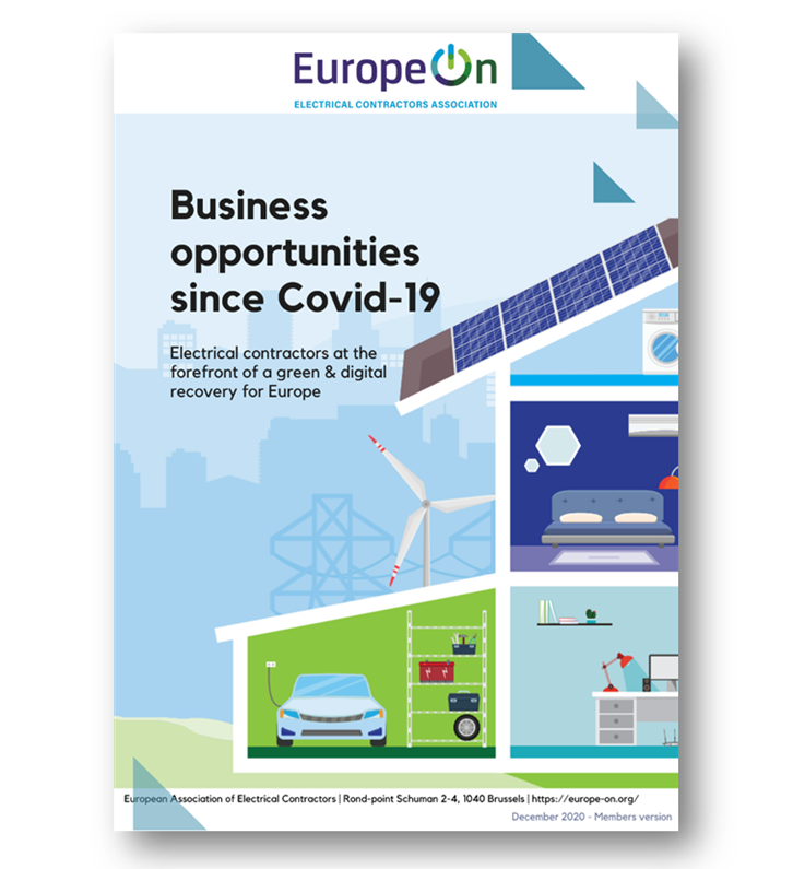 EuropeOn -  Business Opportunities cover